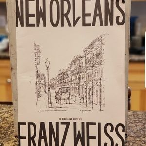 Other - Black and Whites by Franz Weiss of New Orleans
